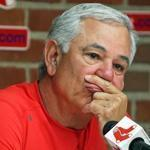 Bobby Valentine led the Red Sox to their worst season since 1965.