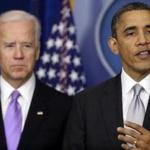 President Barack Obama, with Vice President Joe Biden, spoke about policies he plans to pursue following the massacre at Sandy Hook Elementary School in Newtown, Conn. Obama is tasking Vice President Joe Biden, a longtime gun control advocate, with spearheading the effort.