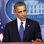 President Obama said he hopes a break will help, while John Boehner said he is not worried about losing his speakership.