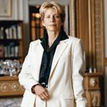 Patricia Cornwell says her financial management firm is guilty of negligence.