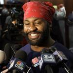 Patriots linebacker Brandon Spikes, who doesn't chat with media very often, did talk on Tuesday.
