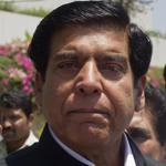 Chief Justice Iftikhar Chaudhry ordered the arrest of several people involved in the case, including Prime Minister Raja Pervaiz Ashraf (above).