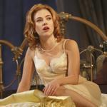"Scarlett Johansson in the Broadway revival ""Cat on a Hot Tin Roof."""
