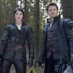 Gemma Arterton plays Gretel and Jeremy Renner is Hansel.