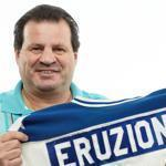 Mike Eruzione is selling all of his 1980 Olympic memorabilia but his gold medal and his ring to benefit his family and a local charity.