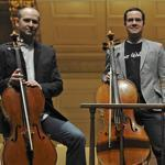 "The Boston Cello Quartet, whose members also play in the Boston Symphony Orchestra, has a repertoire that ranges from Bach and Dvorak to Chick Corea and Astor Piazzolla. The group is celebrating the release of its first CD, ""Pictures,"" with a sold-out performance Friday night at the Revere Hotel."