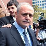 Ex-House speaker Salvatore F. DiMasi (above) and lobbyist Richard McDonough were convicted of bribery in 2011.