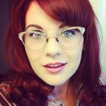 Sara Antoinette Stevens's favorite retro possession is her '50s cat eye glasses.