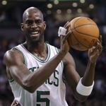 Kevin Garnett joined the NBA's exclusive 25,000-point club.