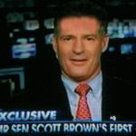 Scott Brown said Wednesday he could make more of a difference by being a television commentator.