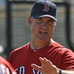 Manager John Farrell's camp is quite a change from the spring of 2012.