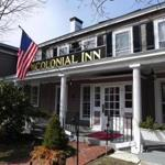 Concord's Colonial Inn has been a central hostelry in the town since 1716.