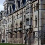 Christ Church College at oxford University