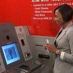 New Bank of America ATM machines will offer video chats with tellers and other services.
