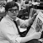 Siskel and Ebert were newspaper guys and they took their movie love seriously.
