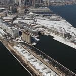 South Boston politicians have fought to keep preserve the Marine Industrial Park for manufacturing, fish processing, and other blue collar work.