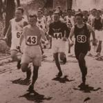 Runners competing in the 1916 race began in Ashland. The start of the marathon was moved to Hopkinton in 1924.