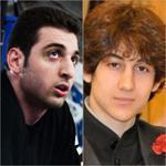 Tamerlan (left) and Dzhokhar Tsarnaev seemed to be on promising paths, and then, apparently with little warning, they veered violently off track.