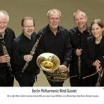 The Berlin Philharmonic Wind Quintet sounds a world of different textures and colors.