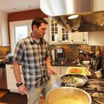 "Jarrod Clement  cooks  four nights a week in Southborough. ""We eat very well,'' his wife, Jody, says."