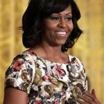 First Lady Michelle Obama will be in Boston for an Edward Markey fund-raiser at the end of May.