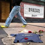 """A lot of my patients have told me they feel like they're supposed to be over it when they see the Boston Strong sign, when they really need time to process the traumatic events,"" said Monica O'Neal, a clinical psychologist."