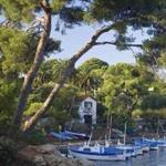 Spring and fall are the best times to visit Cap d'Antibes in the south of France.