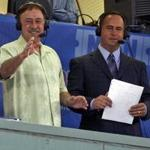 Jerry Remy is sidelined with what NESN has said are allergies.