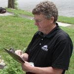 William Hadley works for  Conservation Services Group, which conducts energy  audits.