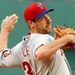 Cliff Lee pitching for the Red Sox at Fenway Park? A deal for the Phillies' lefty would most certainly improve Boston.