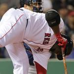 David Ortiz and other players often have time-taking habits during their plat appearances that help to slow games.