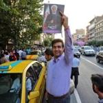 Many celebrated the victory by Hassan Rowhani, as Iranians were looking to their next president to change the tone, if not the direction, of the nation.
