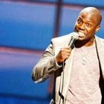 Kevin Hart's performance touches on genius. But at other times it suggests desperation.