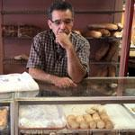 "Boschetto's Bakery in the North End will close this weekend. Co-owner Mhamed ""Ahmed"" Idroui, who has run the bakery since 2000, said the business simply couldn't keep up with increasing rent."