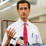Anthony Weiner stood side by side with his wife, Huma Abedin, as the two spoke in unusual detail of how the scandal has affected their very public marriage.