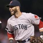 The Red Sox announced an eight-year extension for Dustin Pedroia on Wednesday. The deal takes Pedroia through the 2021 season, when he will be 38.