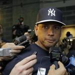 Alex Rodriguez faces a penalty from his own team for seeking a second medical opinion without the Yankees' permission, a source told the Associated Press.