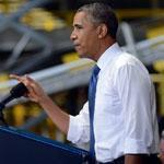 President Obama detailed  his jobs plan to a crowd of 2,000 at an Amazon distribution center.