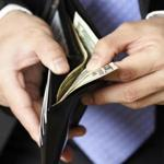 Nine percent of those polled by Bankrate.com carry no cash at all.
