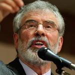 Police in Northern Ireland detained Sinn Fein leader Gerry Adams for questioning for four days.