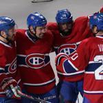 The Canadiens ran away with a 2-1 series lead after beating the Bruins on Tuesday.
