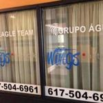 The offices of  Wings Network in Framingham.af