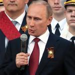 Russian President Vladimir Putin's two Victory Day celebrations rubbed salt in the wounds of the interim government in Kiev.