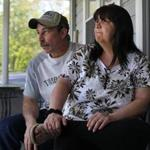 Brian and Patty Martel say that  talking about their daughter Jennifer's death may help others  spot the warning signs of domestic violence.