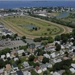 The owners of Suffolk Downs told state gambling regulators last month that they would close the last thoroughbred racetrack in New England if it in any way threatened to derail a proposed Mohegan Sun casino on racetrack land in Revere.