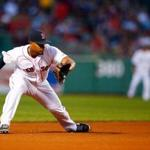 Playing third base will take the pressure of playing shortstop off young Xander Bogaerts. Jared Wickerham/Getty Images