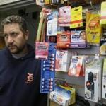 Mousa Bazzi, who owns a Mobil station in a semi-desolate neighborhood bordering Detroit's east riverfront, has joined the city's anti-carjacking effort. To be part of the program, stations must have working security cameras, good lighting, be open 24 hours and have clerks willing to help motorists and provide a phone for emergency calls.
