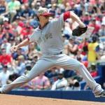 The Red Sox are 4-6 in Clay Buchholz's starts this year. (Photo by Scott Cunningham/Getty Images)