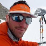 Eitan Green was working as a mountain climbing guide.
