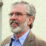 Police in Northern Ireland last month arrested Sinn Fein leader Gerry Adams for questioning in connection with the killing of Jean McConville. He was released and has denied being involved.